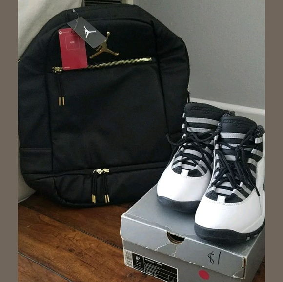 Jordan Shoes   Air 10 Size 85 Bundle With Bag   Poshmark 217f93b60a